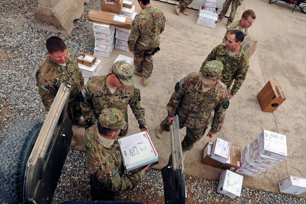 20 Items To Send Your Deployed Loved One