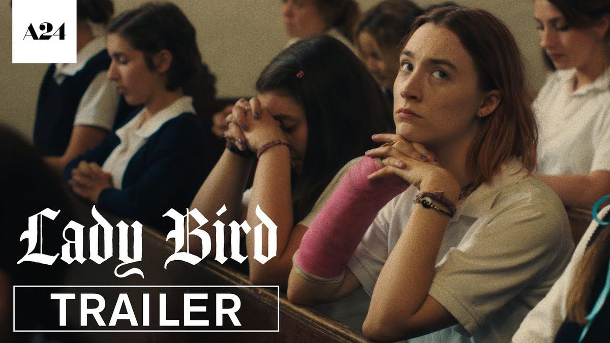 Lady Bird: It's a Review!