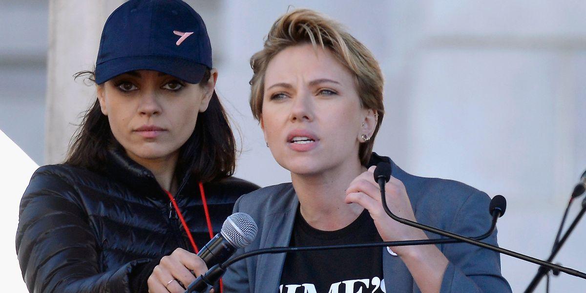 Scarlett Johansson to James Franco: 'I Want My Pin Back'