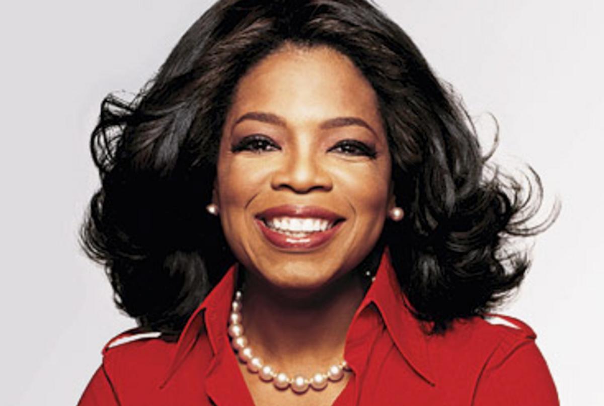Oprah Shouldn't Run for President