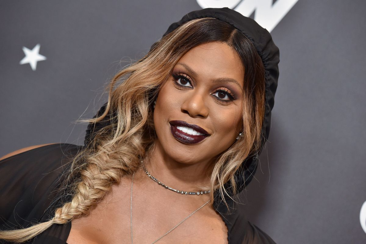 Laverne Cox Is Cosmo's First Trans Covergirl