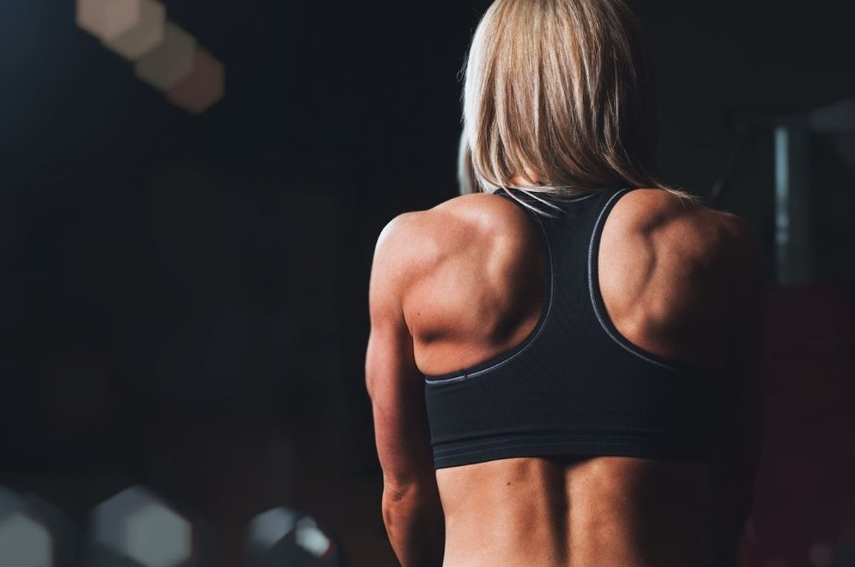 Ladies, It's Time To Conquer Our Fear Of Weights