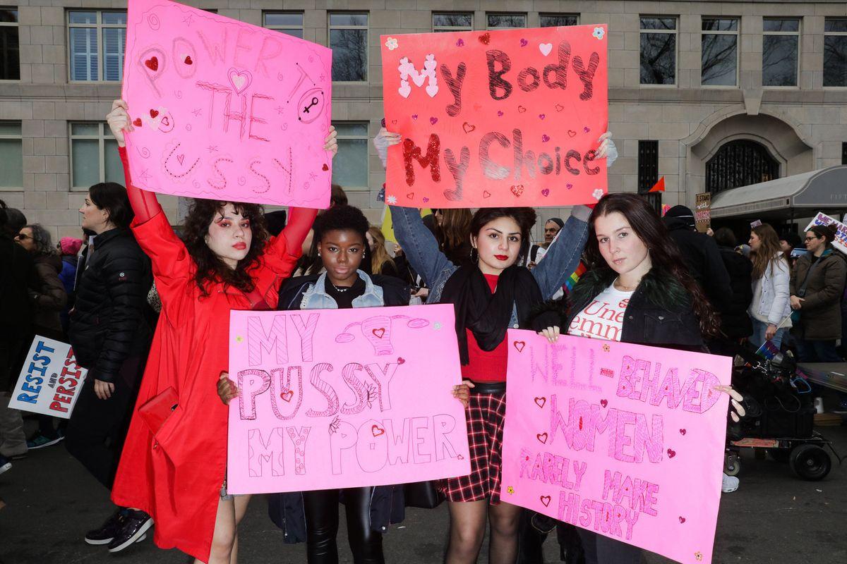 Women's March 2018 Portraits Show Endurance of the Movement