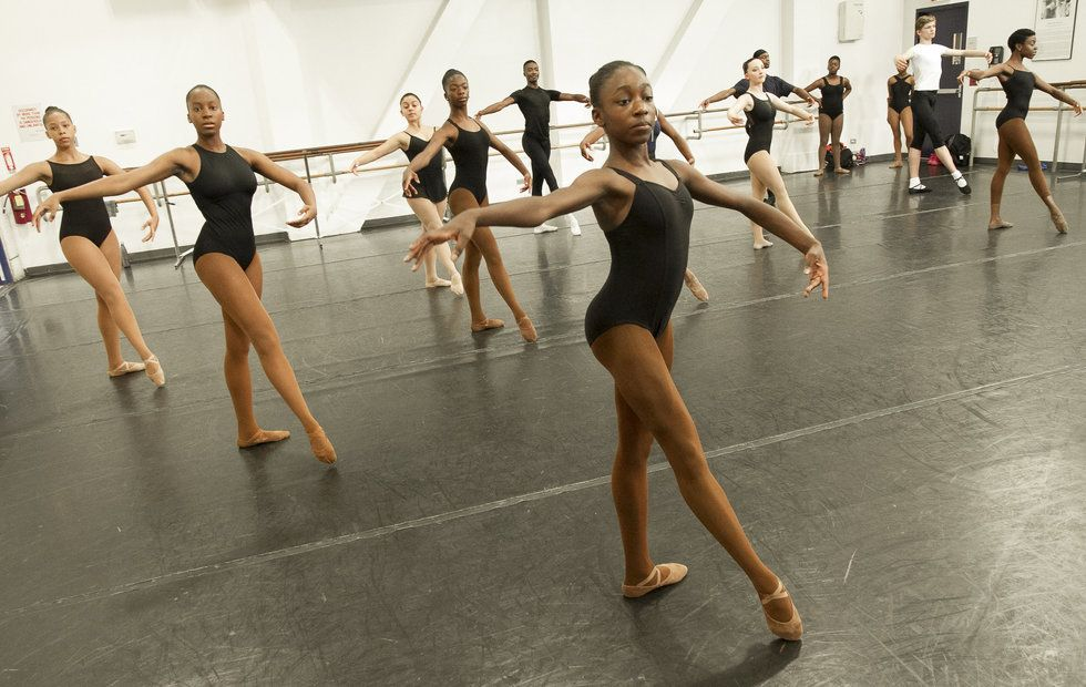At DTH Summer Intensive, Pink Tights Aren't Mandatory