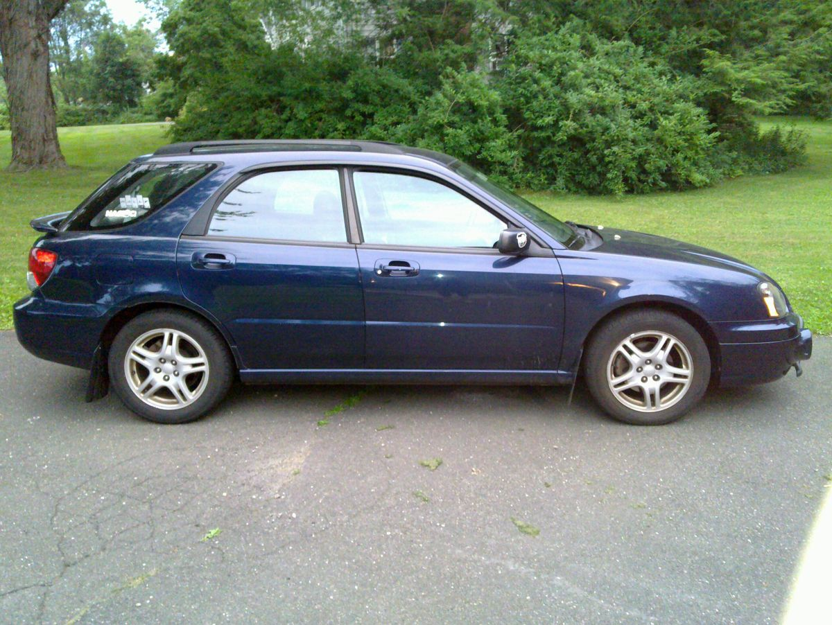 Open Letter To My Subaru At The Beginning Of Its Lease