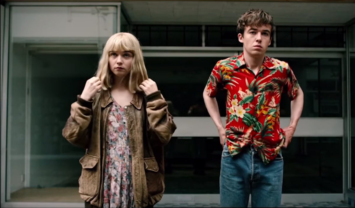 The End Of The F**king World: A Hilarious And Exciting New Netflix Original