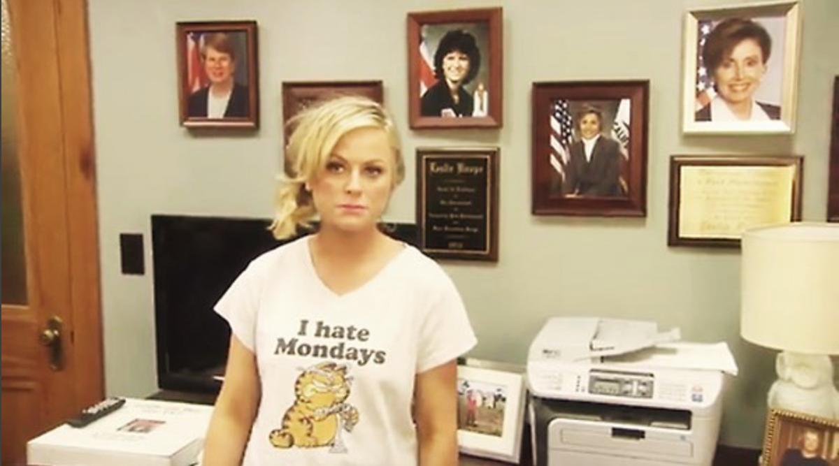 10 Ways We Should All Be Like Leslie Knope