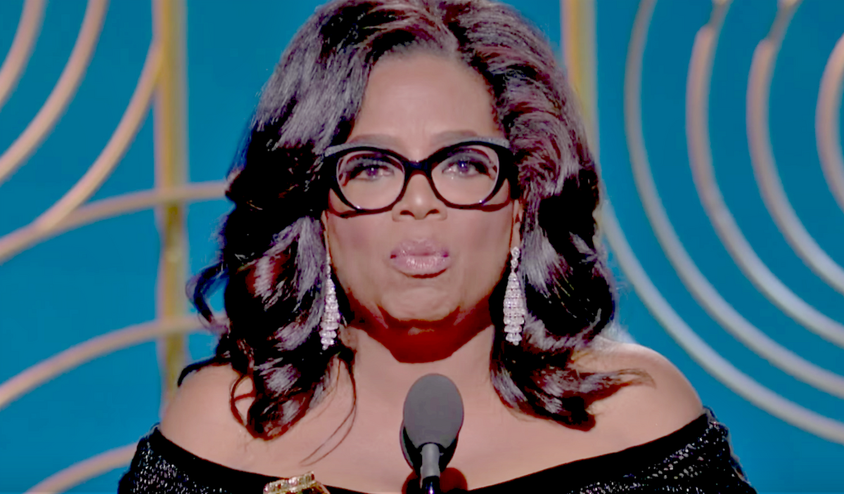 The 9 Most Legendary, Feminist Moments From This Year's Golden Globe Awards