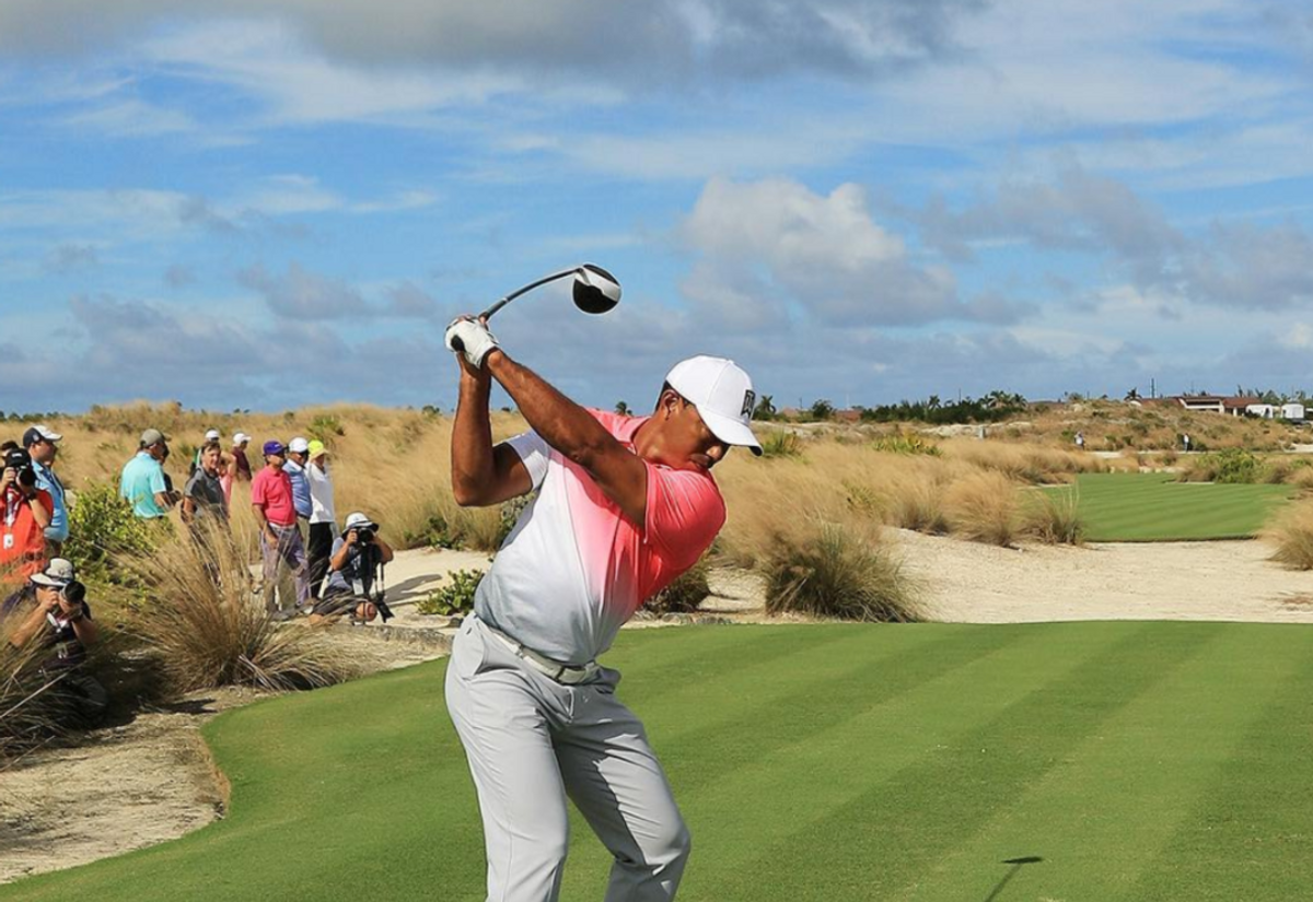 Tiger Woods May Be An Unlikely Childhood Hero, But He's Still Mine