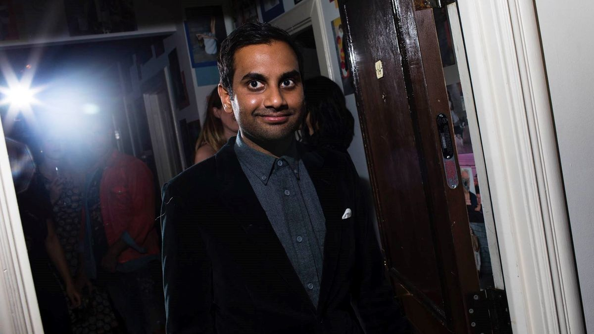 The Aziz Ansari Situation Is Called Sexual Coercion, And It's Way Too Common