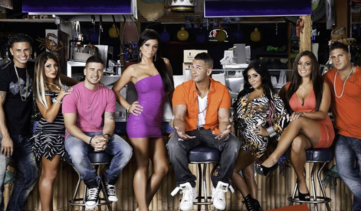 11 Reasons You Might As Well Binge-Watch Jersey Shore, If You're Resigned To Watching It At All