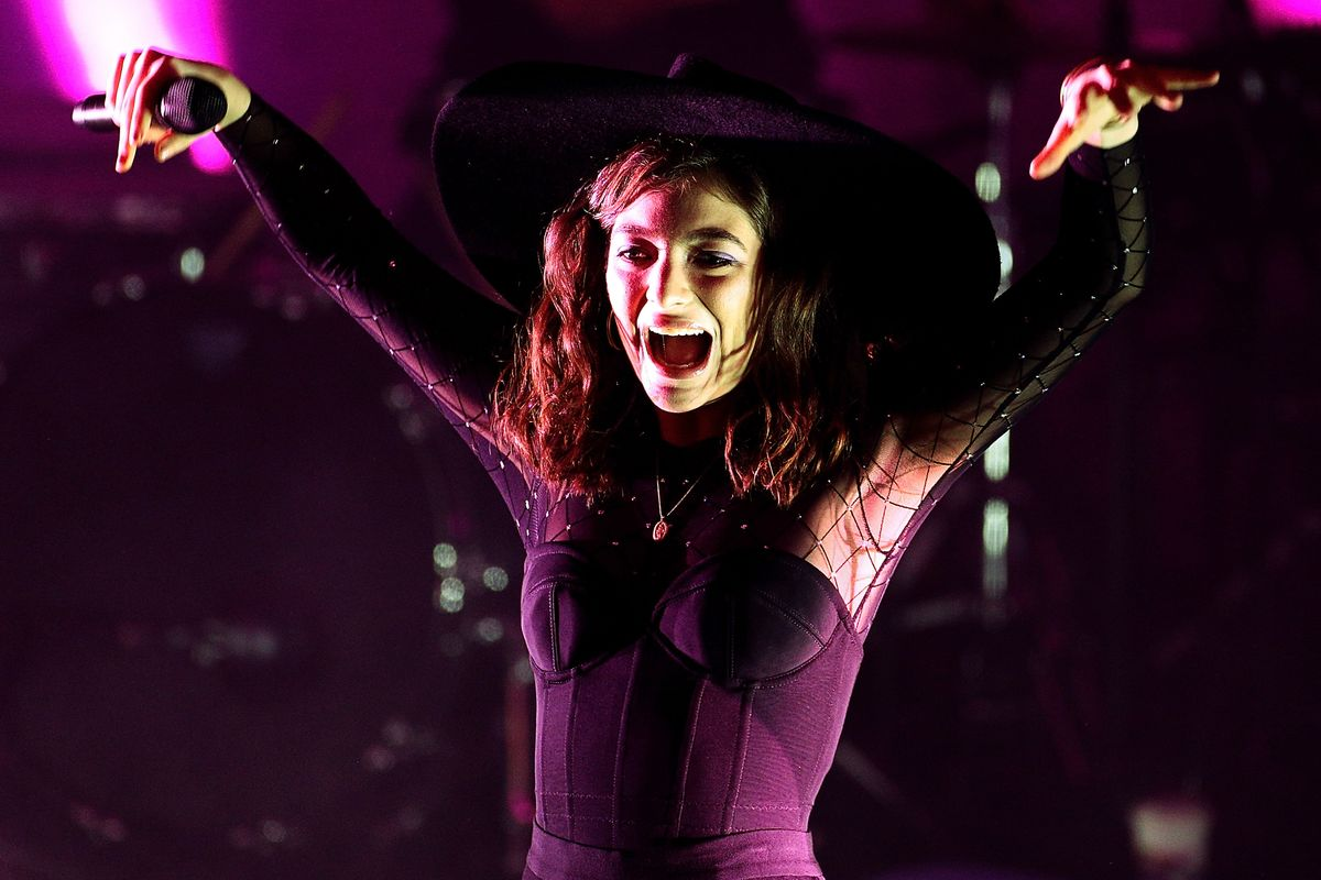 Lorde Turns Carly Rae Jepsen's 'Run Away With Me' Into a Spooky Spell