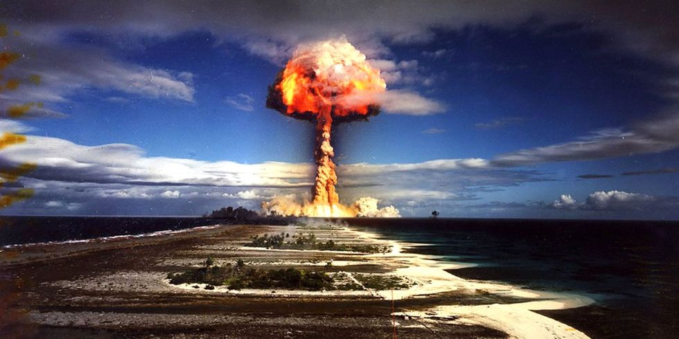 Should the President Have Sole Authority to Launch a Nuclear Attack? In the Age of Trump, Experts Offer an Alternate Plan