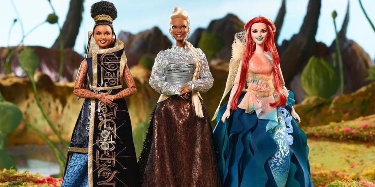 Get Your Oprah, Reese Witherspoon and Mindy Kaling Barbies ASAP