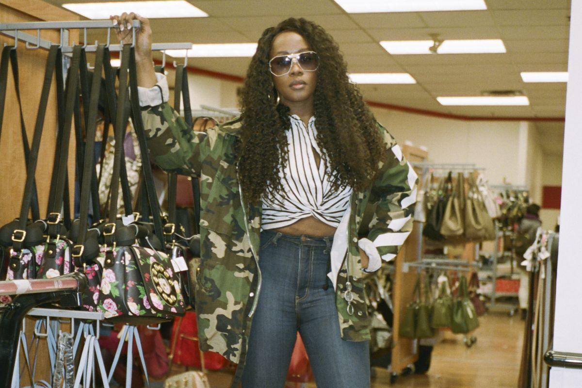 I Went Shopping at TJ Maxx with Remy Ma