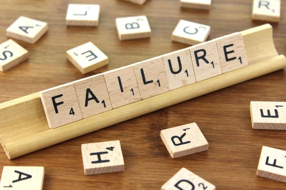 Why We Should All Love Failure