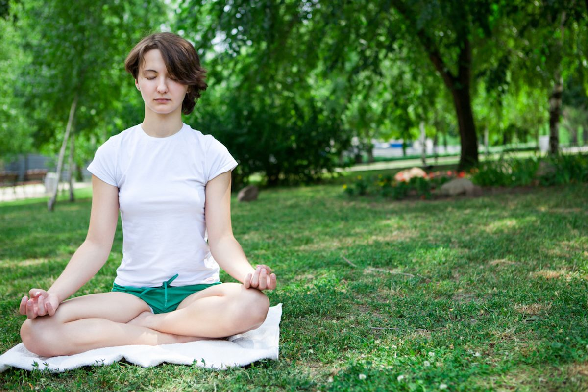 Yes, You Can Be A Christian And Still Use Meditation In Your Life