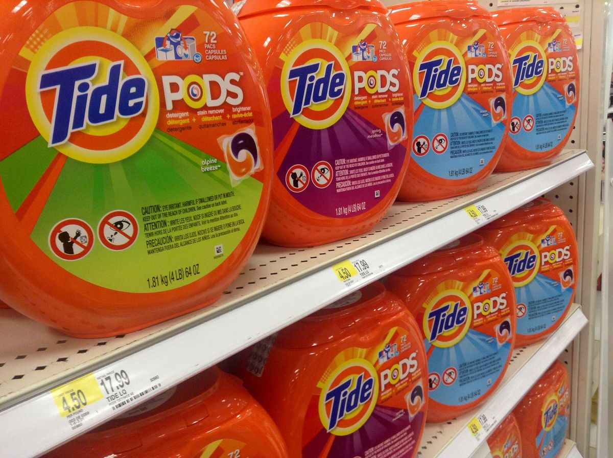 My Thoughts On The Tide Pod Challenge