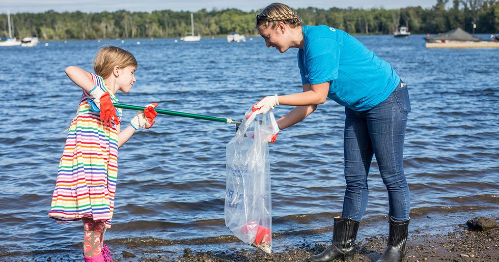 5 Most Common Things Found at River Cleanups
