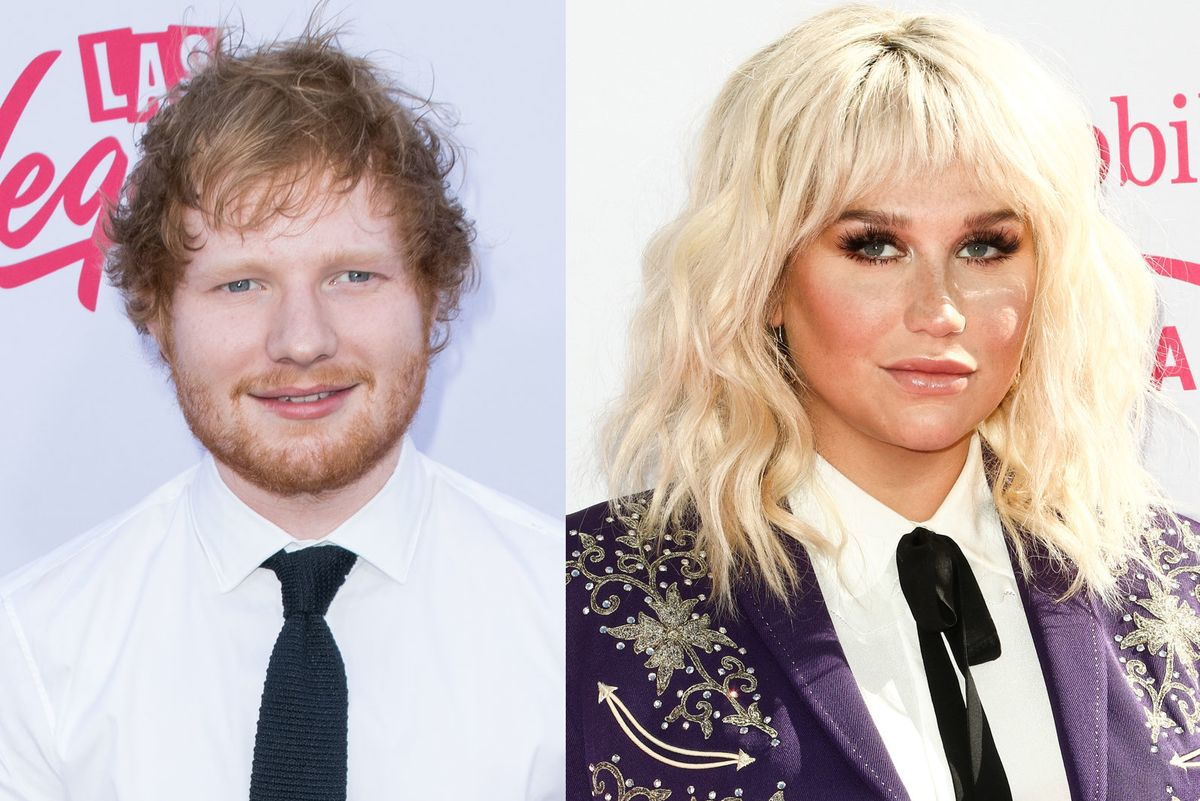 Ed Sheeran's 'Shape of You' Beating Kesha's 'Praying' Really Sums Up the World Right Now