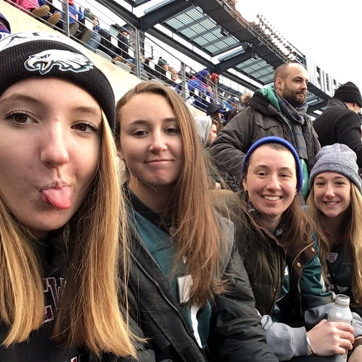 Eagles Vs. Patriots Through The Eyes Of An Outcast