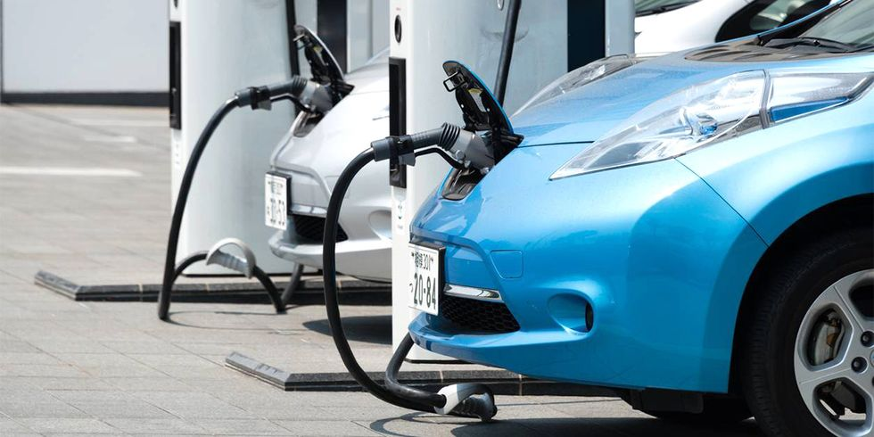 California Goes Big on EVs