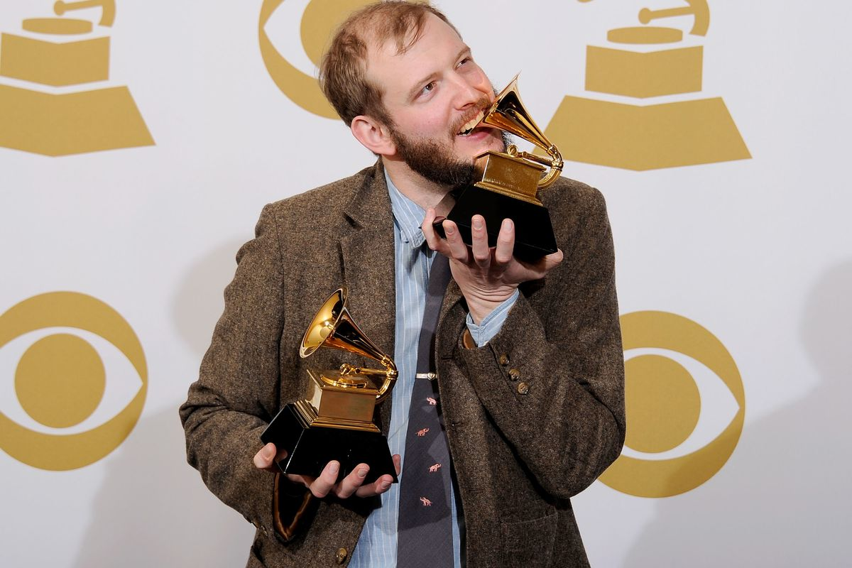 Justin Vernon Says You Shouldn't Take the Grammys Seriously