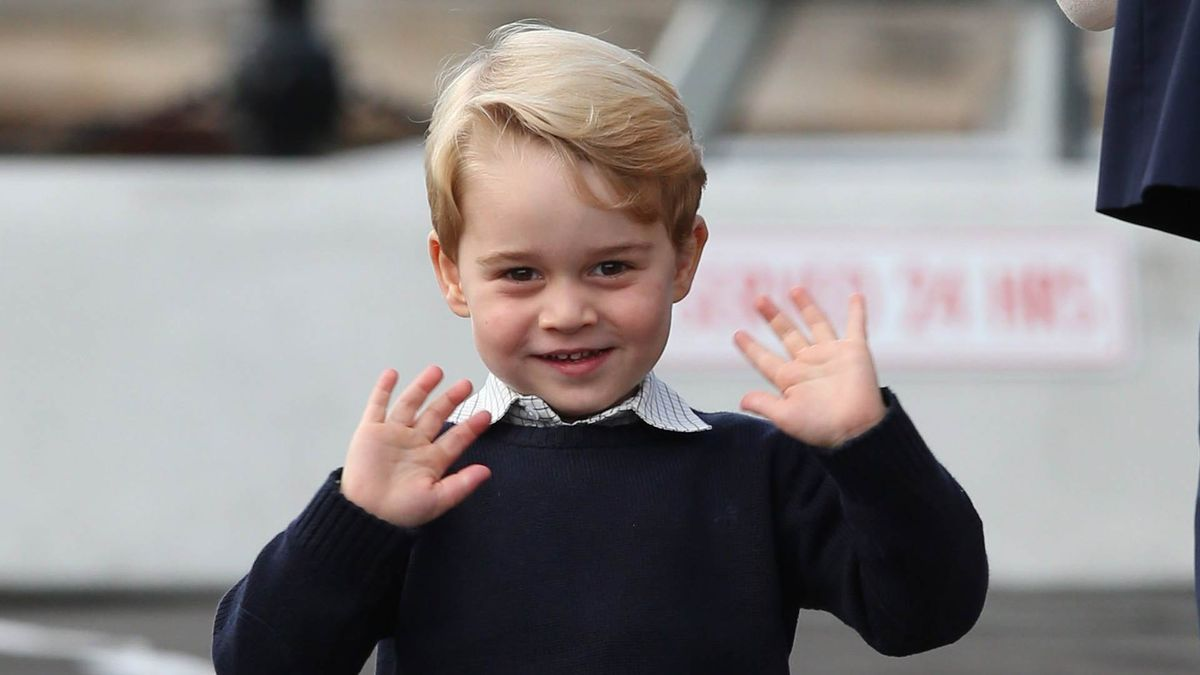 The 7 Best Prince George Moments Of All Time