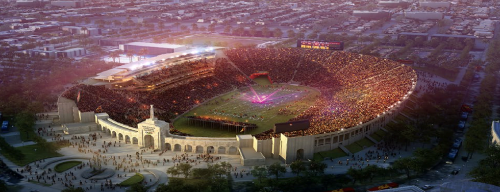 1fe9330c United teams up with the Los Angeles Memorial Coliseum - United Hub