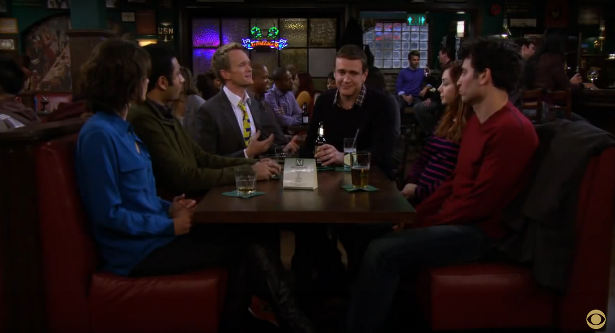 5 Hilarious Times 'How I Met Your Mother' Got All Psychological On Us