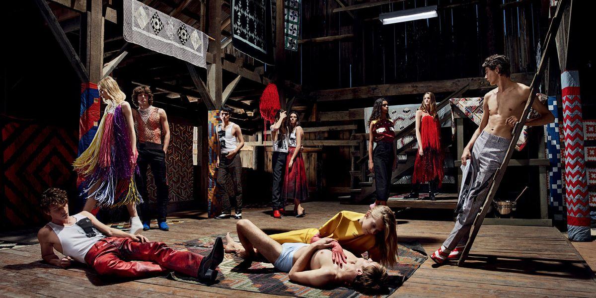Calvin Klein Embraces Americana in New Campaign