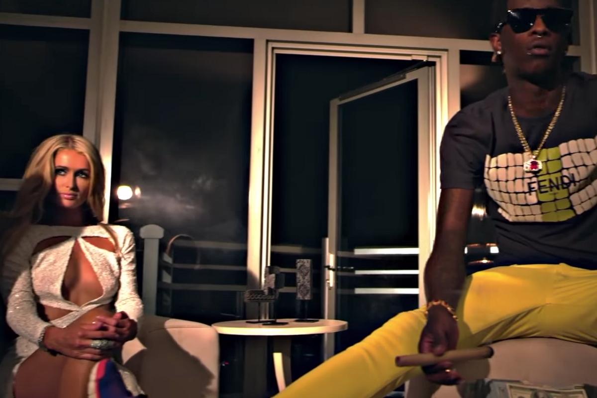 Paris Hilton Stars in Long-Lost Young Thug & Birdman Video