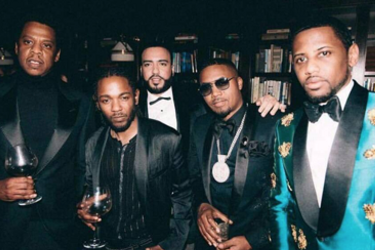 Diddy's Ice Cold Cropping Skills Back in Action