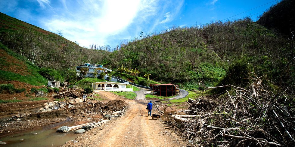 FEMA to Shut Off Food and Water Aid to Puerto Rico