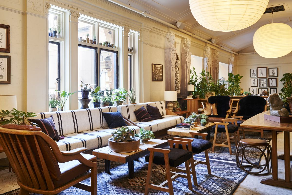 NYC's New Freehand Hotel Is Your Perfect NYFW Escape