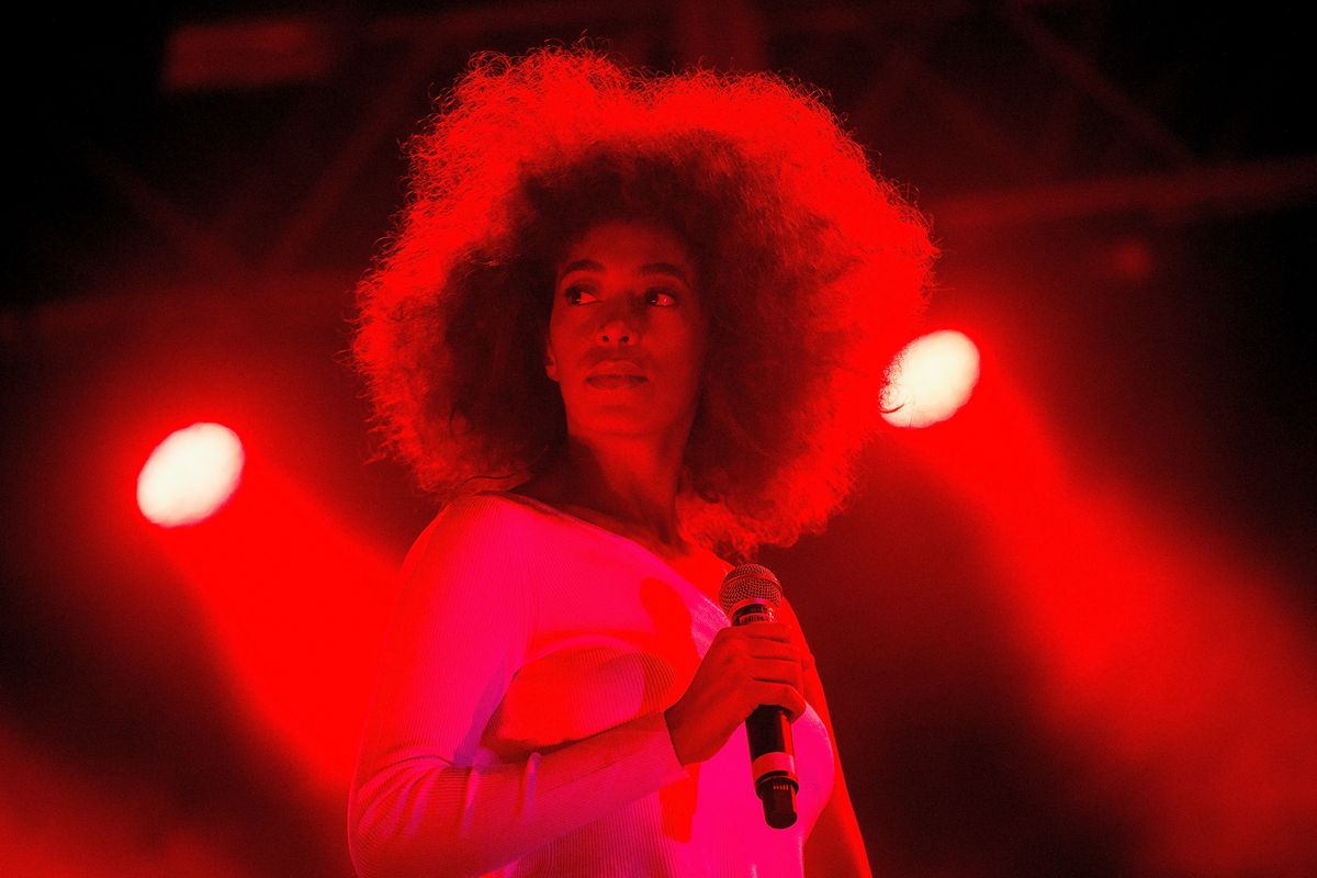 A Closer Look at Solange Knowles' Incurable Disease