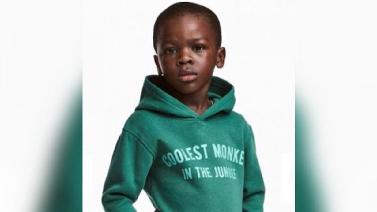 Yes, H&M Is At Fault For The 'Coolest Monkey In The Jungle' Fiasco, But So Are You