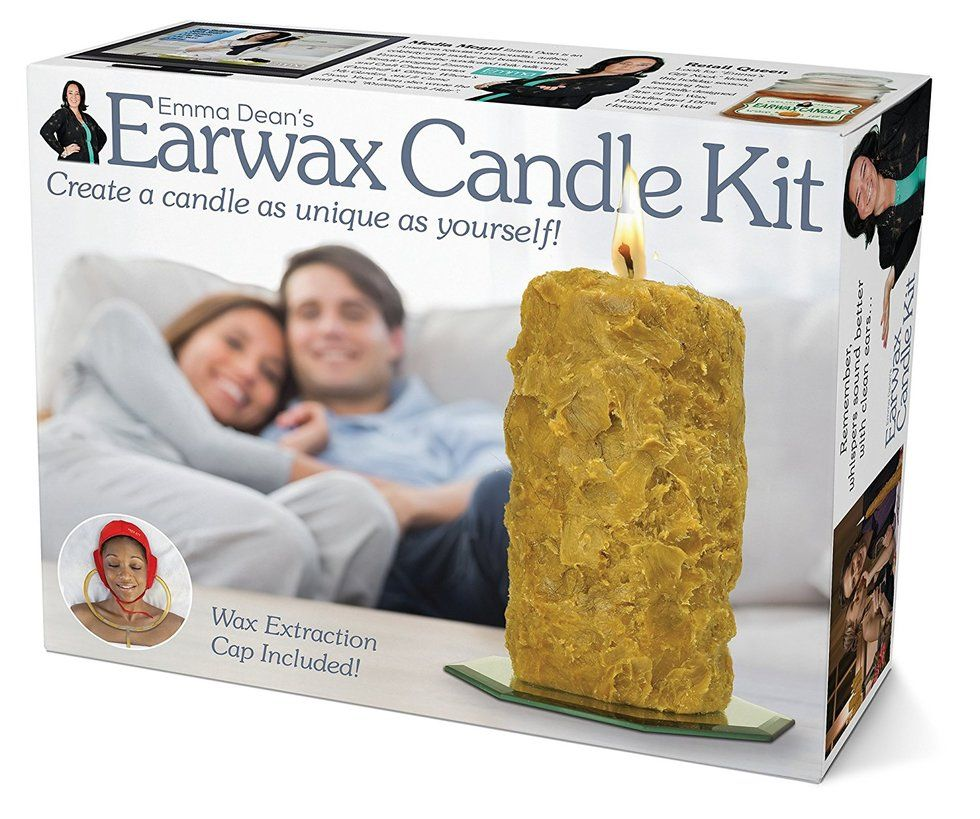 Earwax Candle Kit