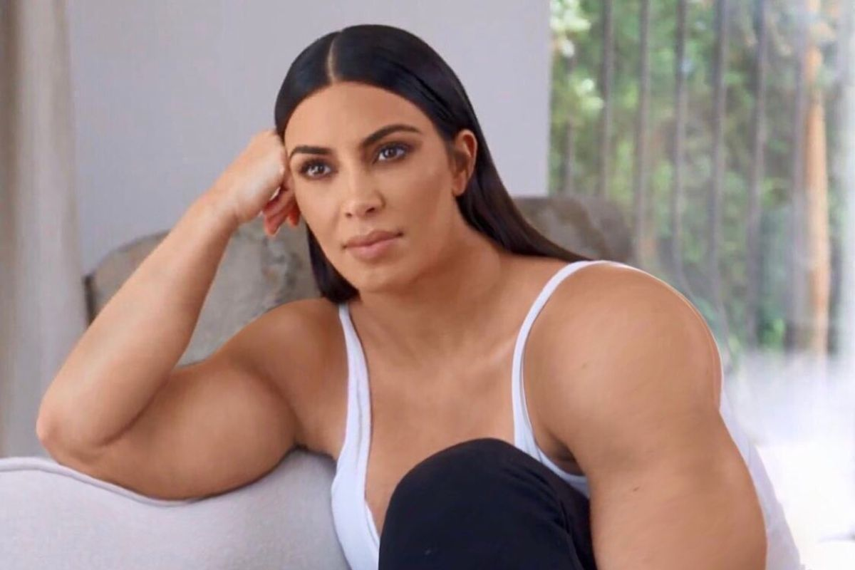 'Gym Kardashian' is the Meme of Our Generation