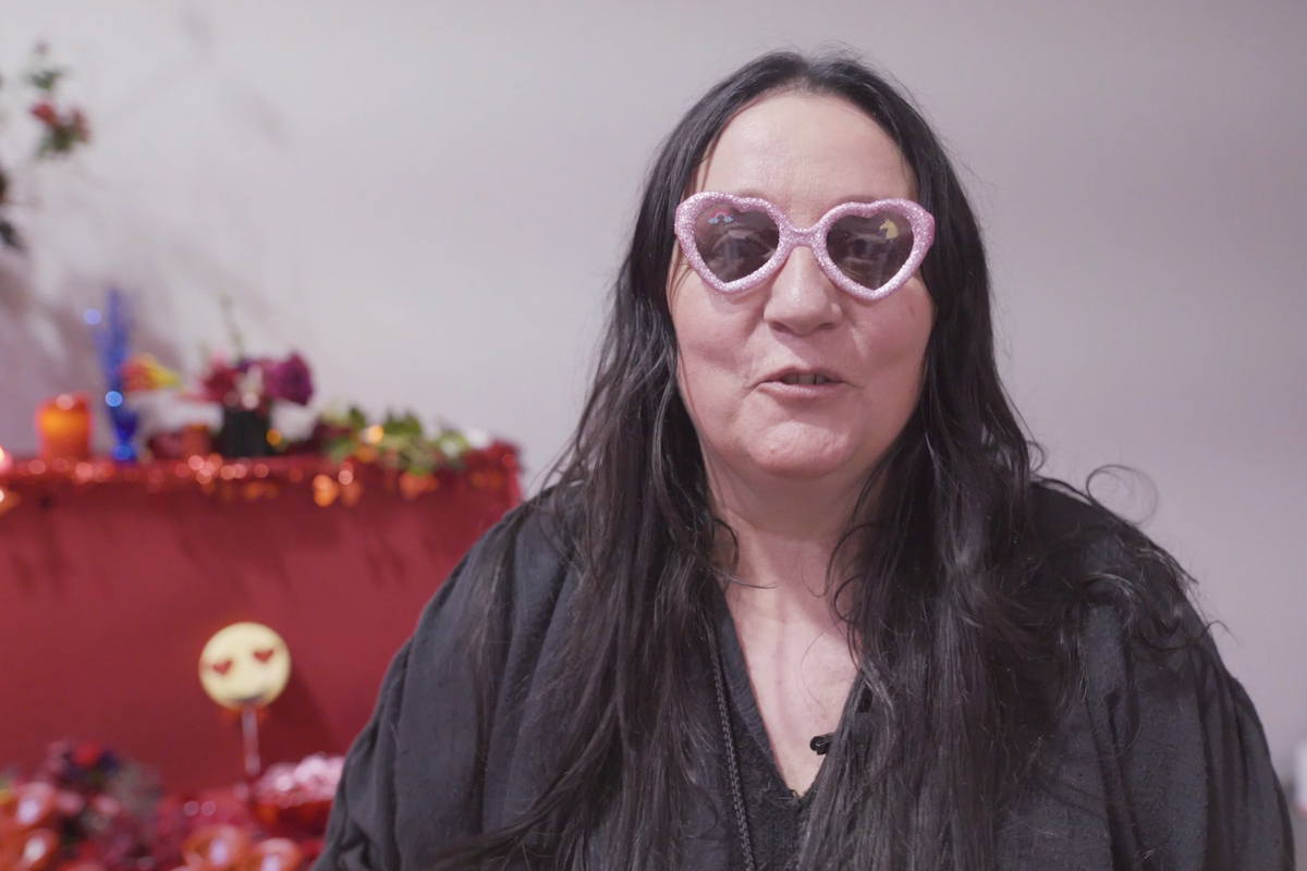 Catching Up With Kelly Cutrone at Her Voodoo NYFW Show
