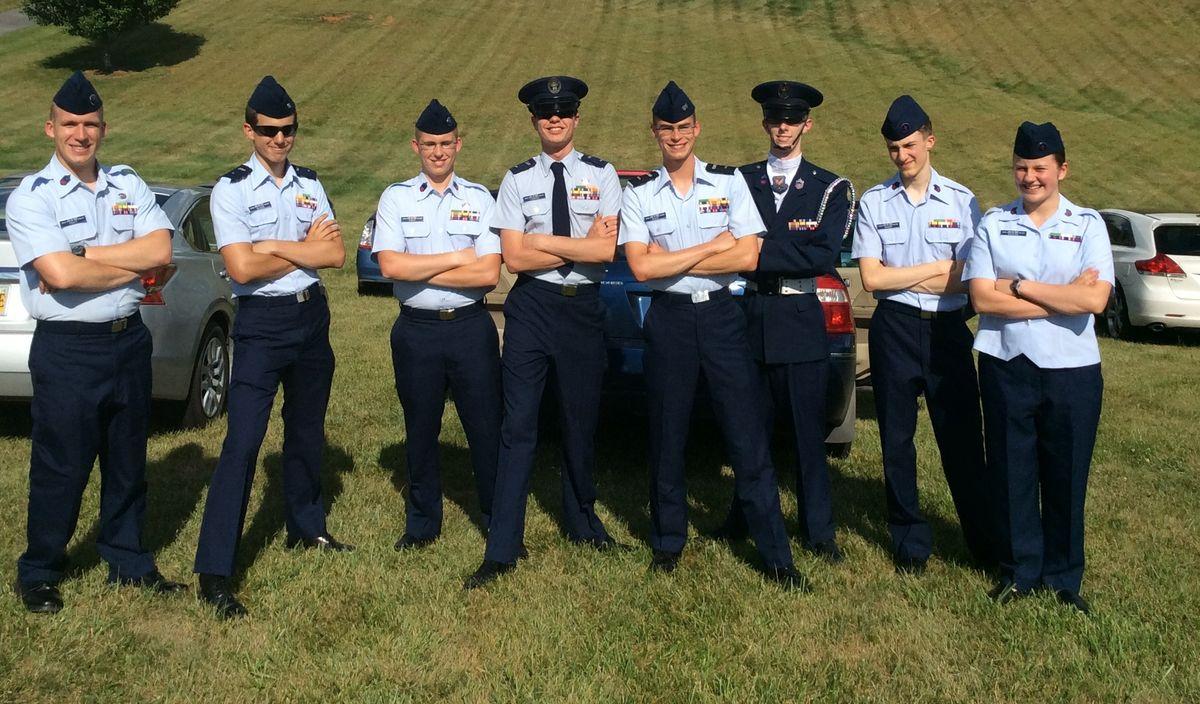 5 Reasons You Should Be A Civil Air Patrol Cadet