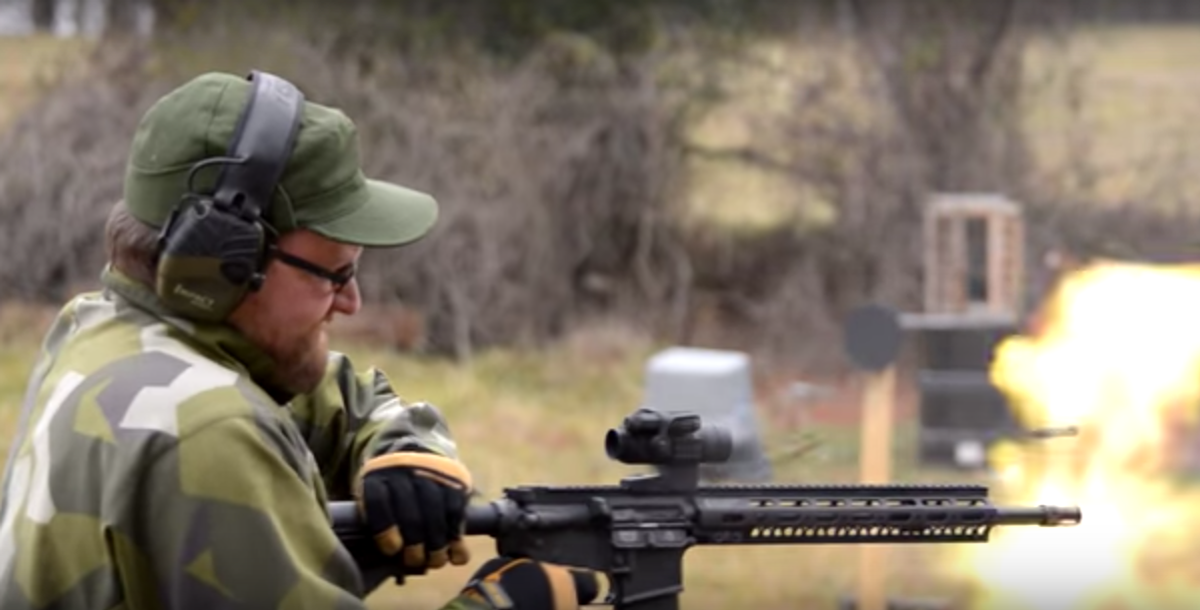 If A 19-Year-Old Maniac Can Get A Semiautomatic Gun, You Can Too