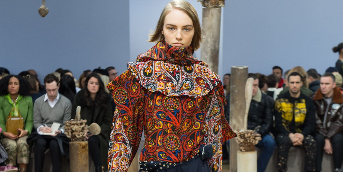 JW Anderson Reminds Us All to Get Out More