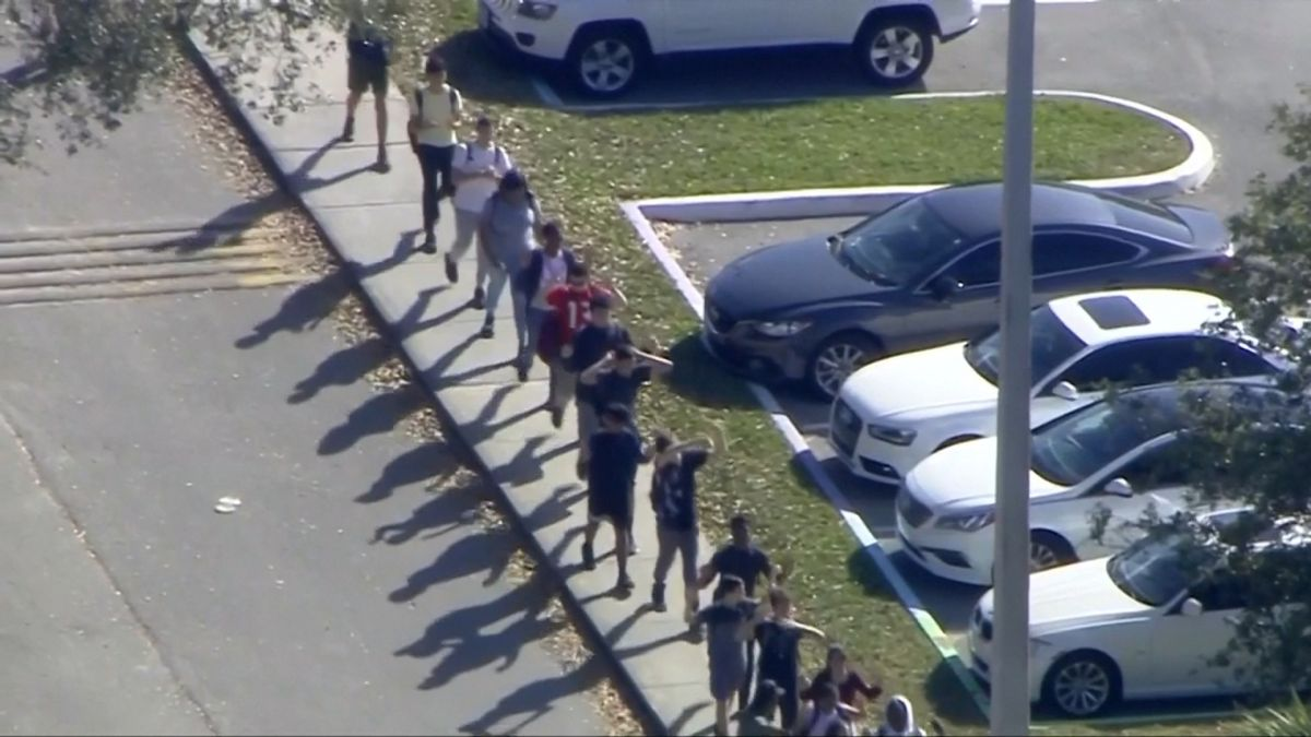 The Aftermath of The Deadliest School Shooting of 2018