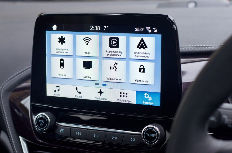 Ford Sync 3 infotainment review: Lessons in function over