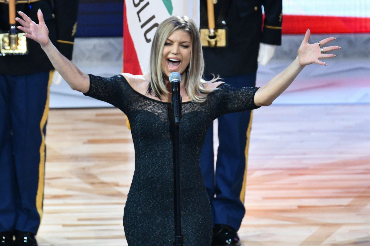 In Defense of Fergie's National Anthem Performance