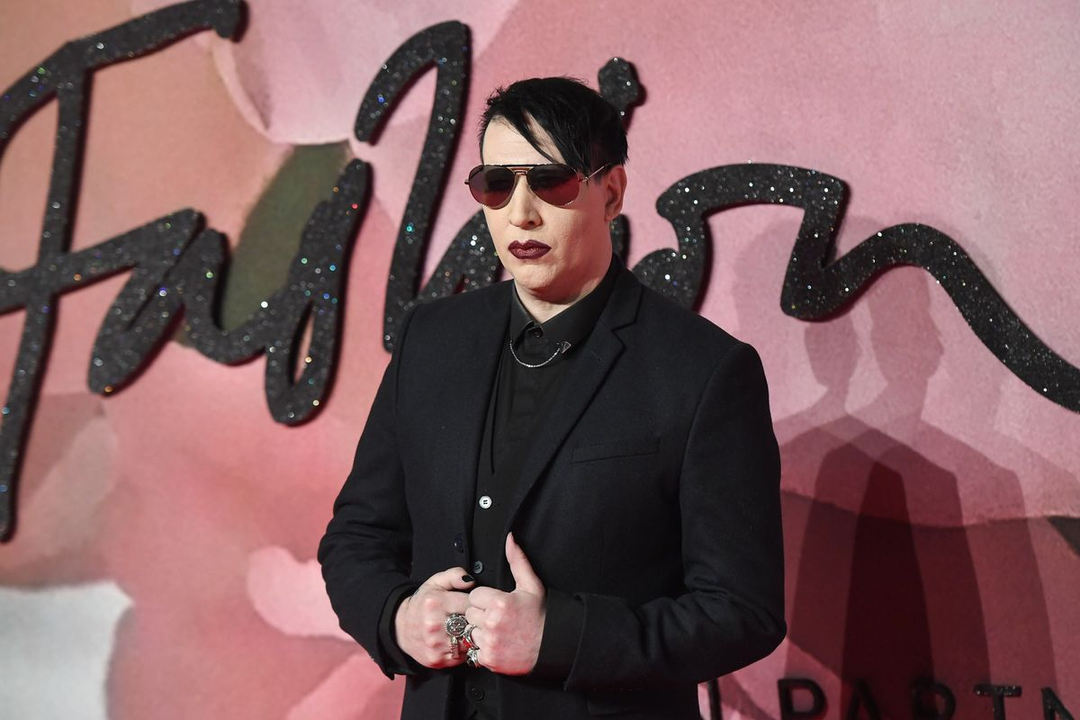 Marilyn Manson Accused of Sexual Harassment and Racism