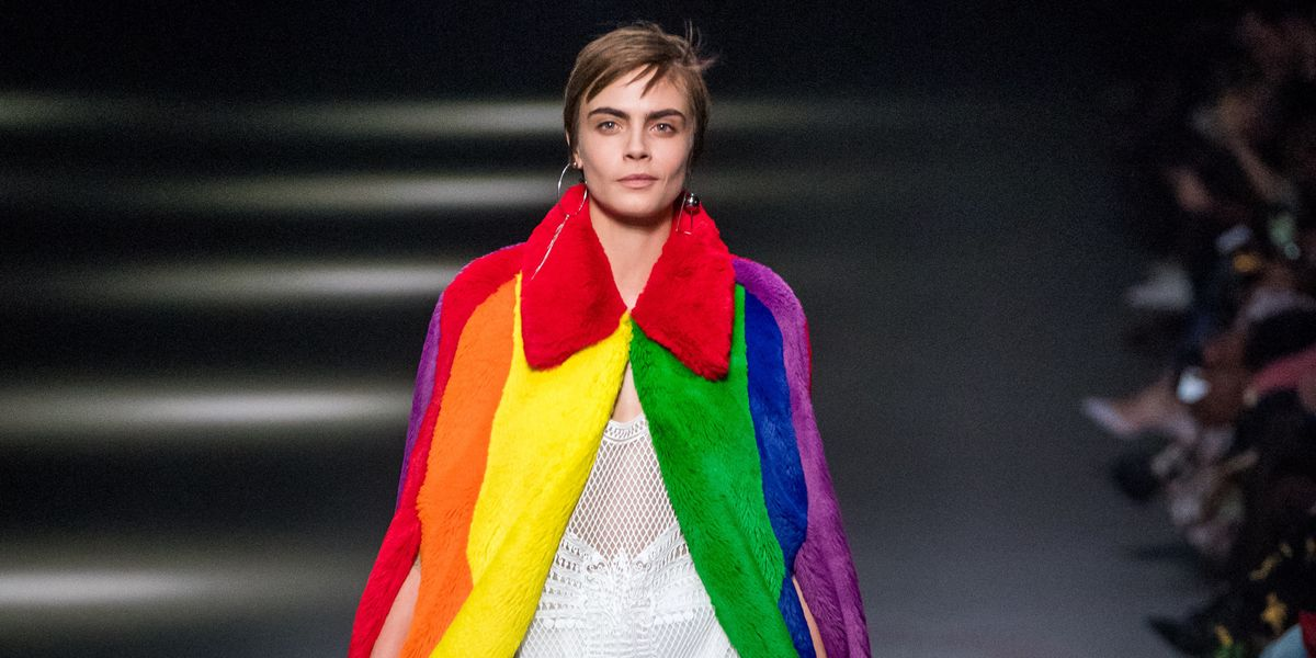 10 Must-Haves From Burberry's Rainbow Collection