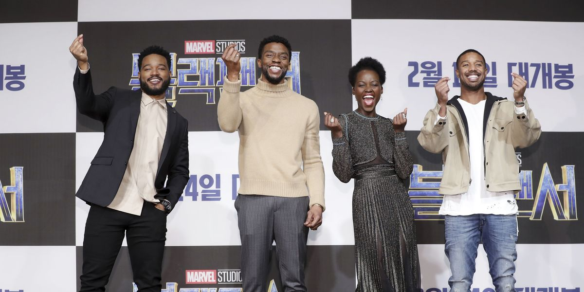 Every Box Office Record 'Black Panther' Broke This Weekend