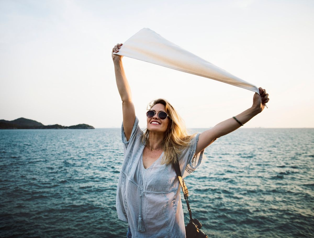 12 Things That Happen When You Live Life With A Positive Attitude